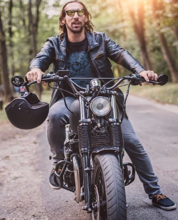 mens motorcycle gear