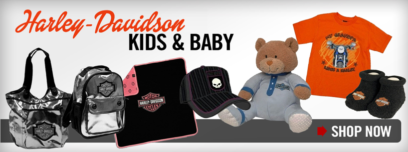 Harley Davidson baby clothes kids apparel