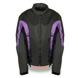 Womens Textile Motorcycle Jackets