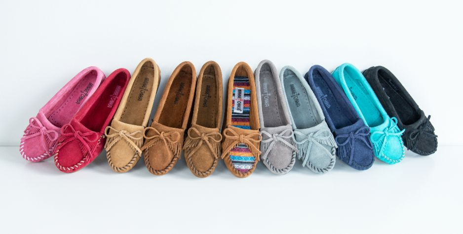 Minnetonka Moccasins for Ladies