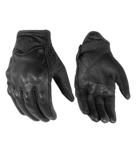sporty motorcycle gloves