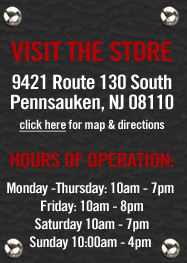 Motorcycle Store New Jersey