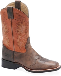 Double H Leather Roper Cowboy Boots Dh3570 Clearance