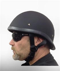 Womens Heated Clothing >> Smallest DOT Motorcycle Helmet: BADASS Rocker